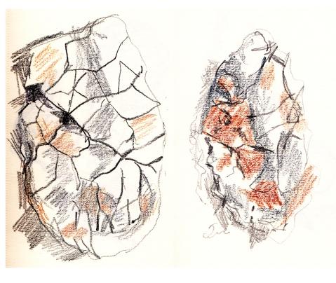 abstract shells 1