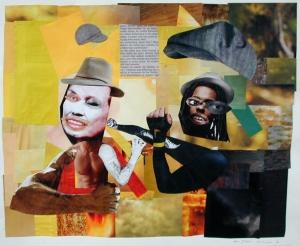 basquiat collage 1
