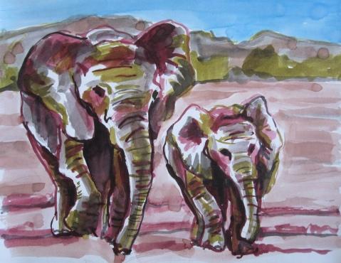 elephants 2s