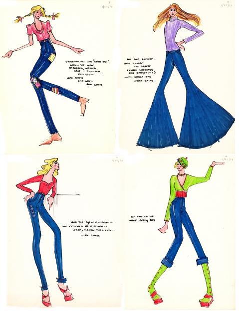 jeans comp