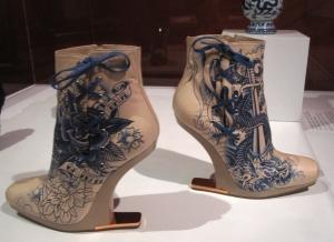 tatoo shoes