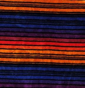 velour stripe s