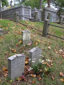 gravestones 5s