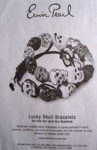 lucky skull s