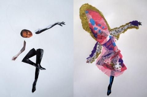 dancer transformed