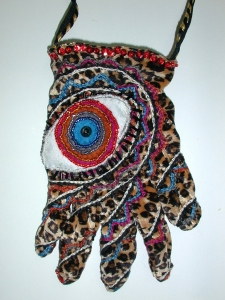 eye glove