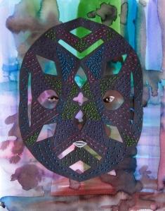 stitched mask 2s
