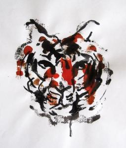 print tiger 1s