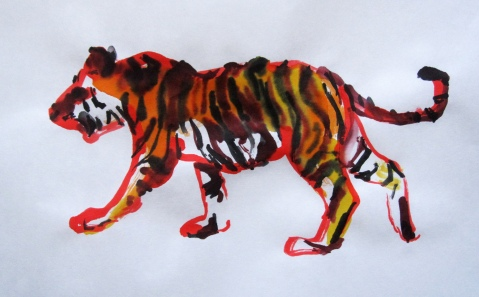rice paper tiger s