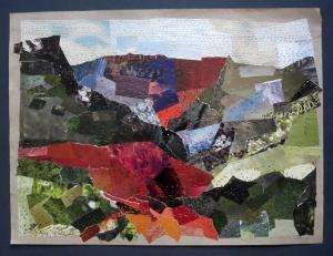 georgia stitched landscape s