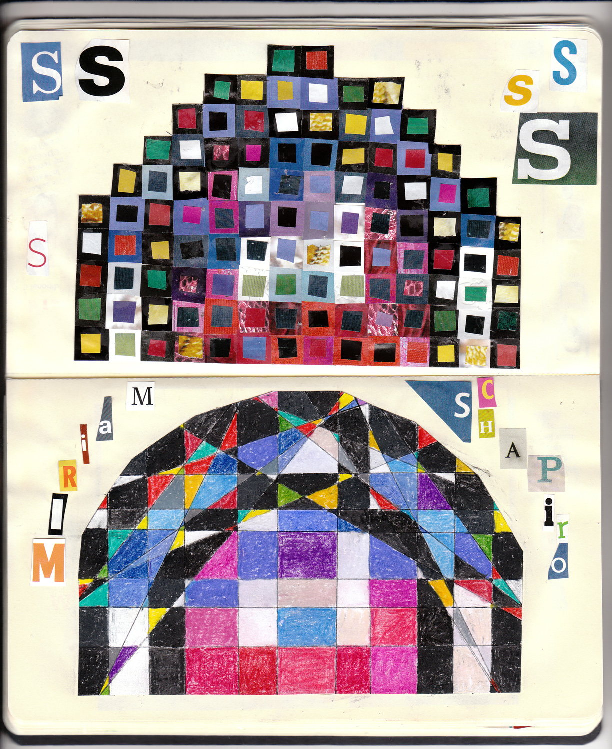 the life achievement and influence of miriam schapiro Size includes the frame miriam schapiro (or shapiro) (november 15, 1923 - june 20, 2015) was a canadian-born artist based in america she was a painter, sculptor and printmaker she was a pioneer of feminist art she was also considered a leader of the pattern and decoration art movement.