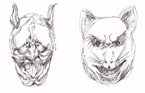 japanese masks 1
