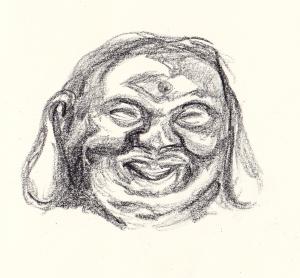 laughing buddha s