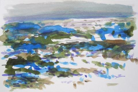 painted ocean s