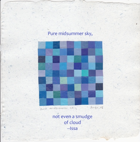 pure midsummer sky grid text 2s