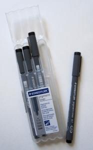 pigment liner pens s