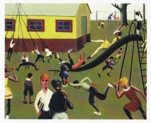 motley playground s