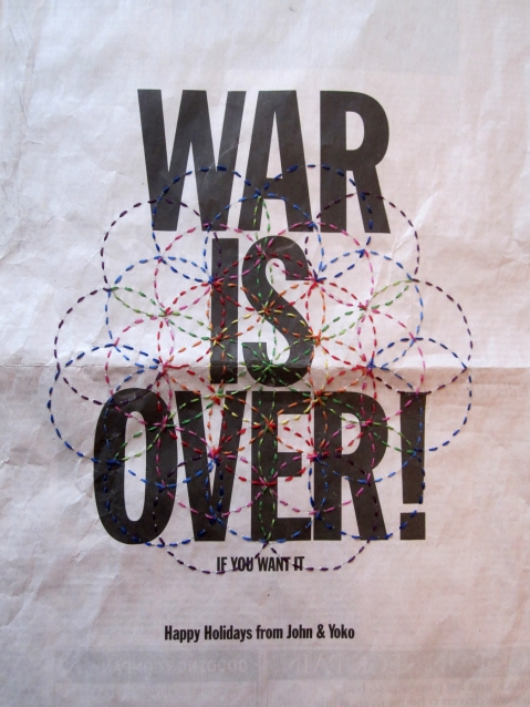 war is over s