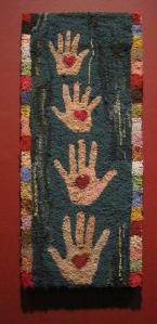 hands rug s