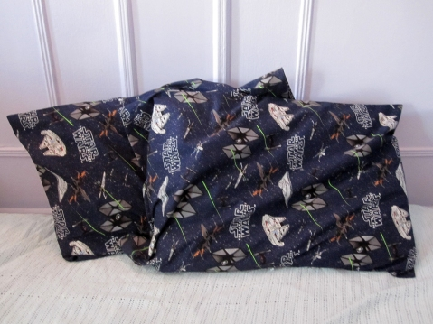 star wars pillowcases s