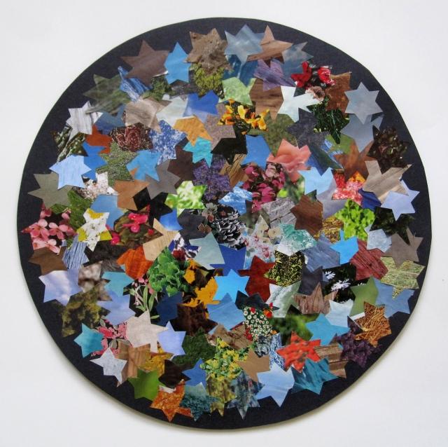 stars of everything mandala s