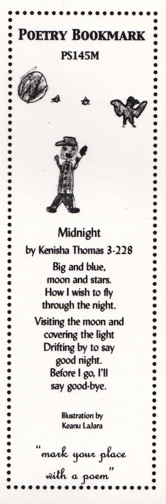 midnight bookmark