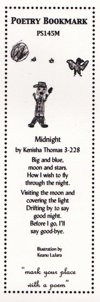 midnight bookmark