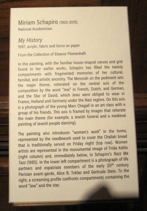 my history explanation s
