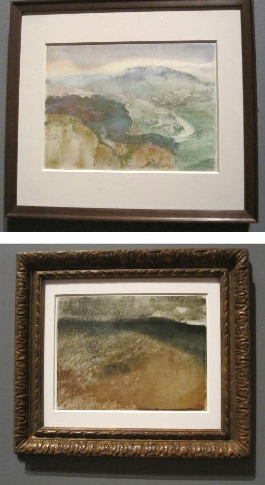 landscape w pastel comp