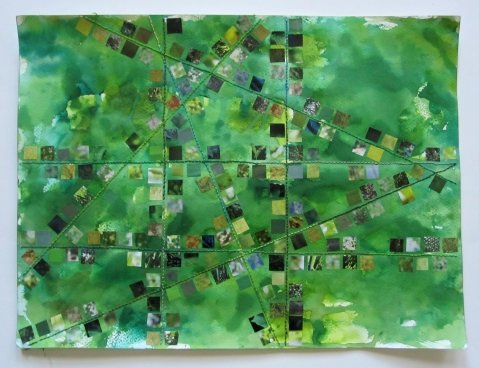 masses of green s