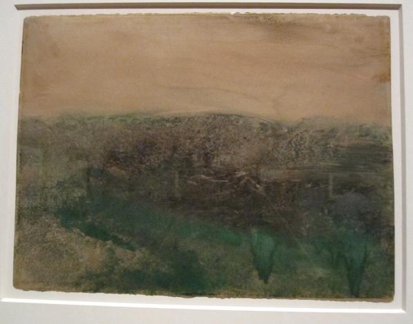 monotype landscape color oil s
