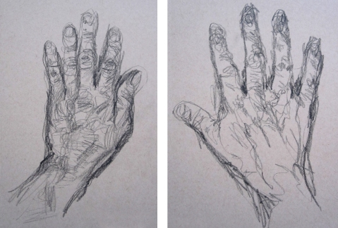 back of hand comp