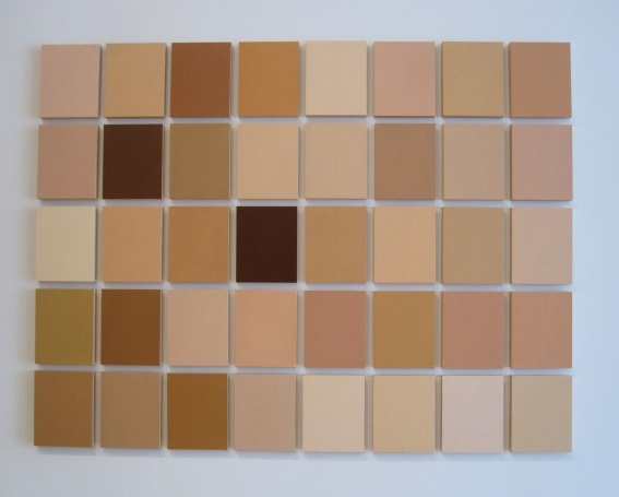 byron kim skin color grid s