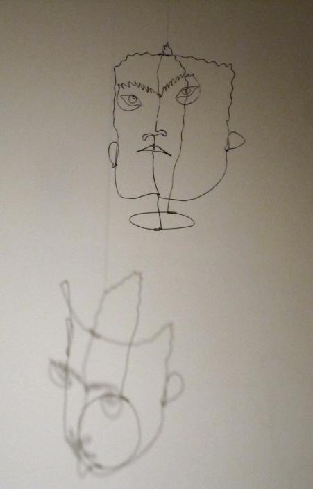 calder wire portrait w shadow s