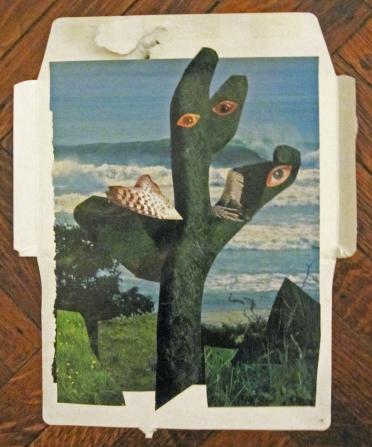 tree creature collage s