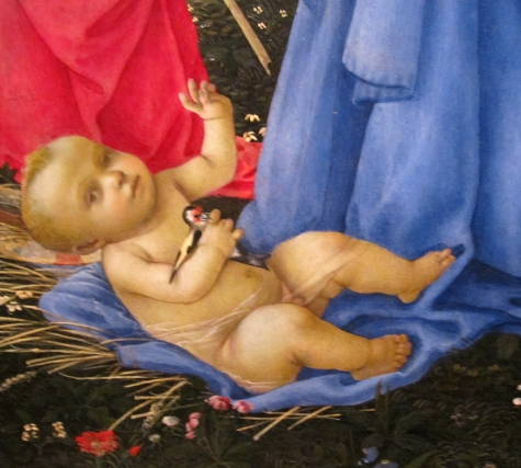 botticelli baby jesus s