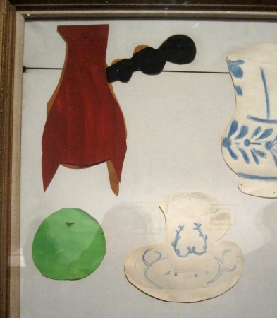 matisse early collage s