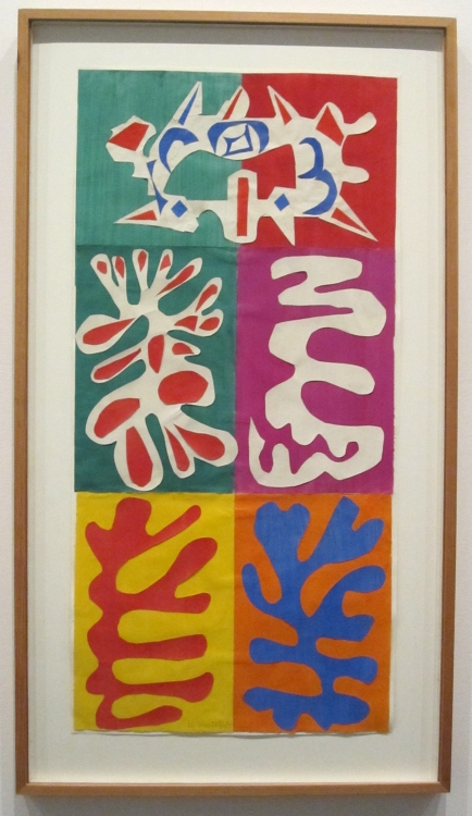 matisse paper cut out s