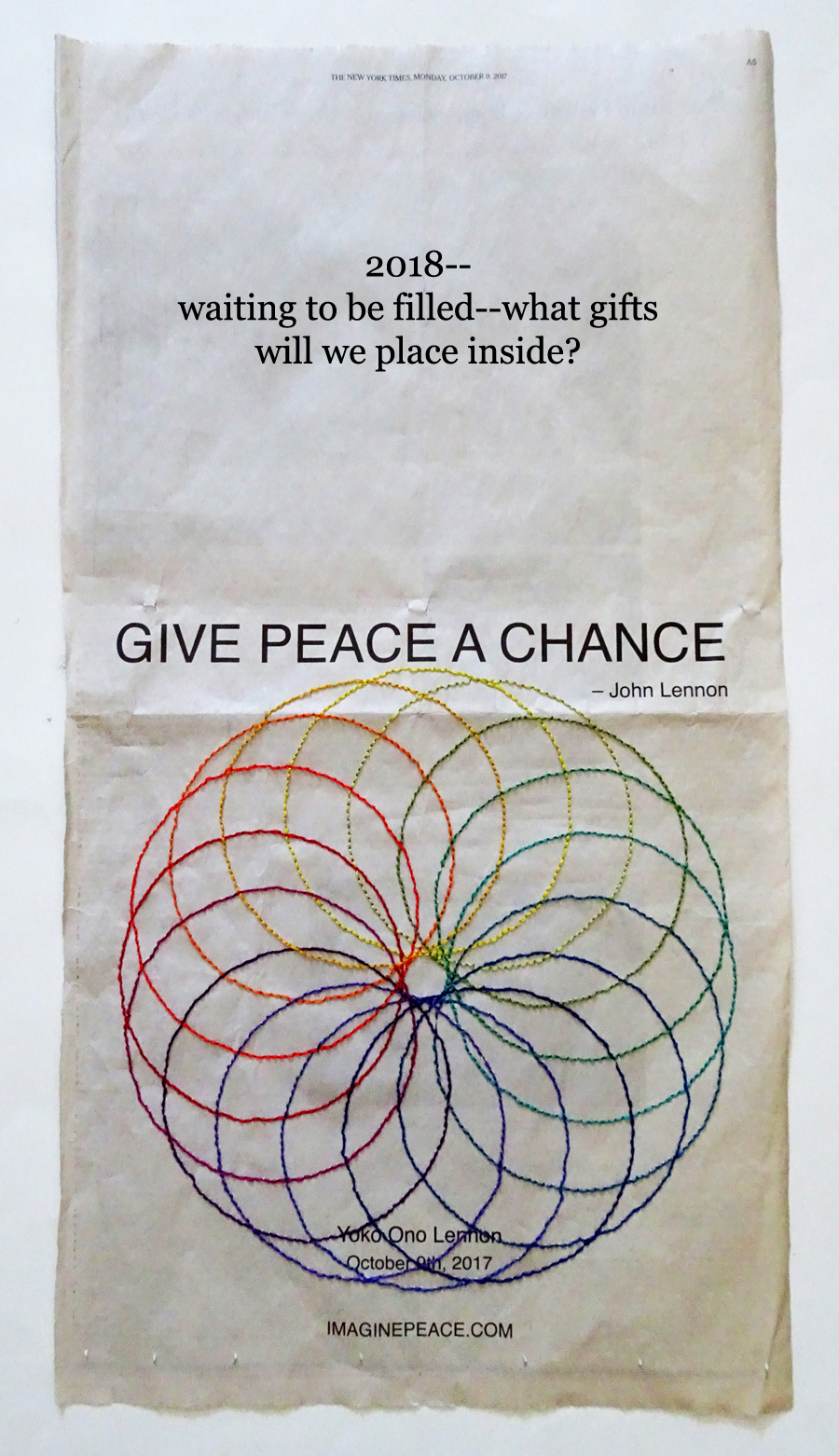 peace floor new text s