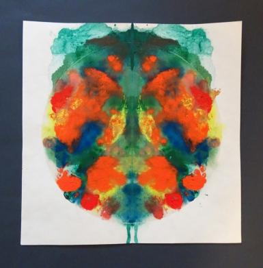 kaleidoscopy rorschach s