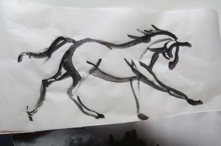 horse s