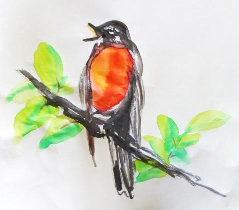 robin bright s
