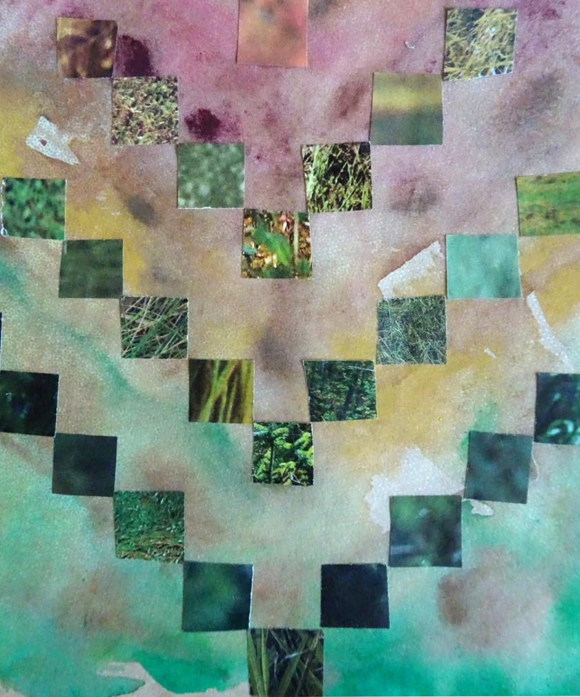 leaf grid close up 2s