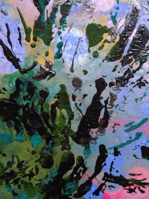 summer tree close up s