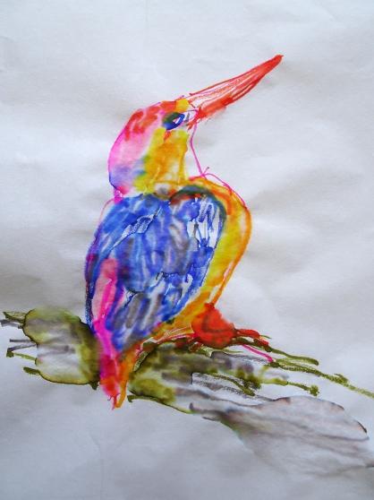 dwarf kingfisher wht 2s